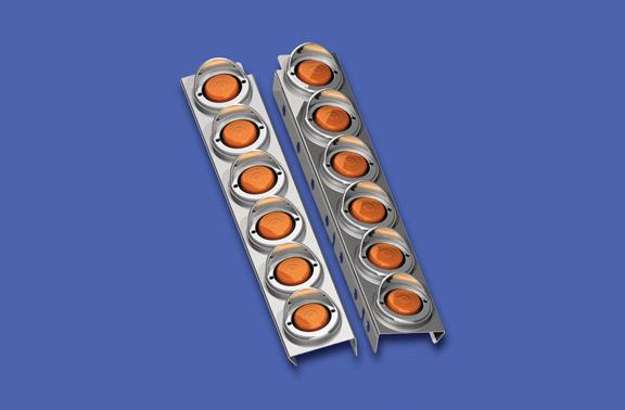 Donaldson Front Air Cleaner Light Bar image