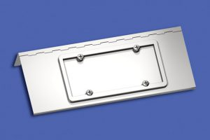 License Plate Swing Plate MD5128