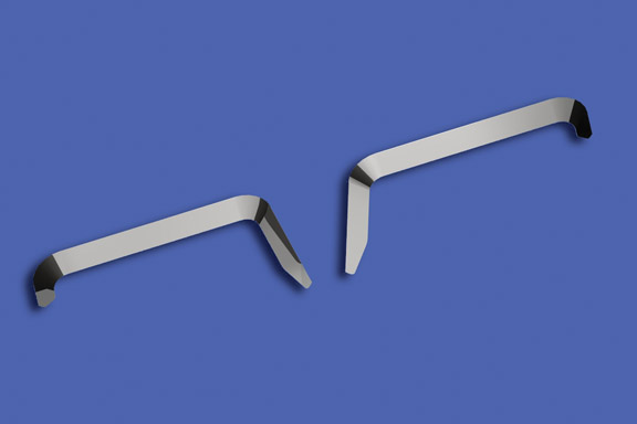 Stainless Steel Window Shades image
