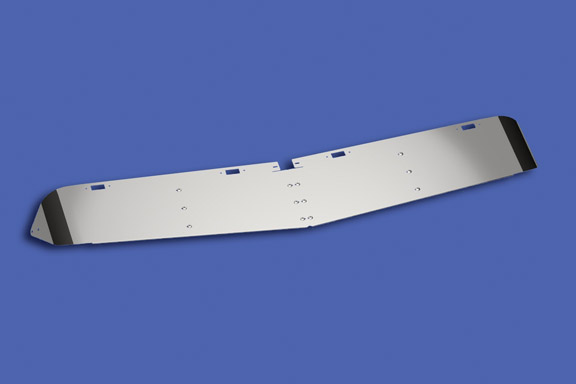 Curved Glass Sunvisor image