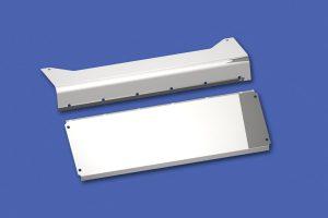 Passenger Tool Box Cover Kit 1