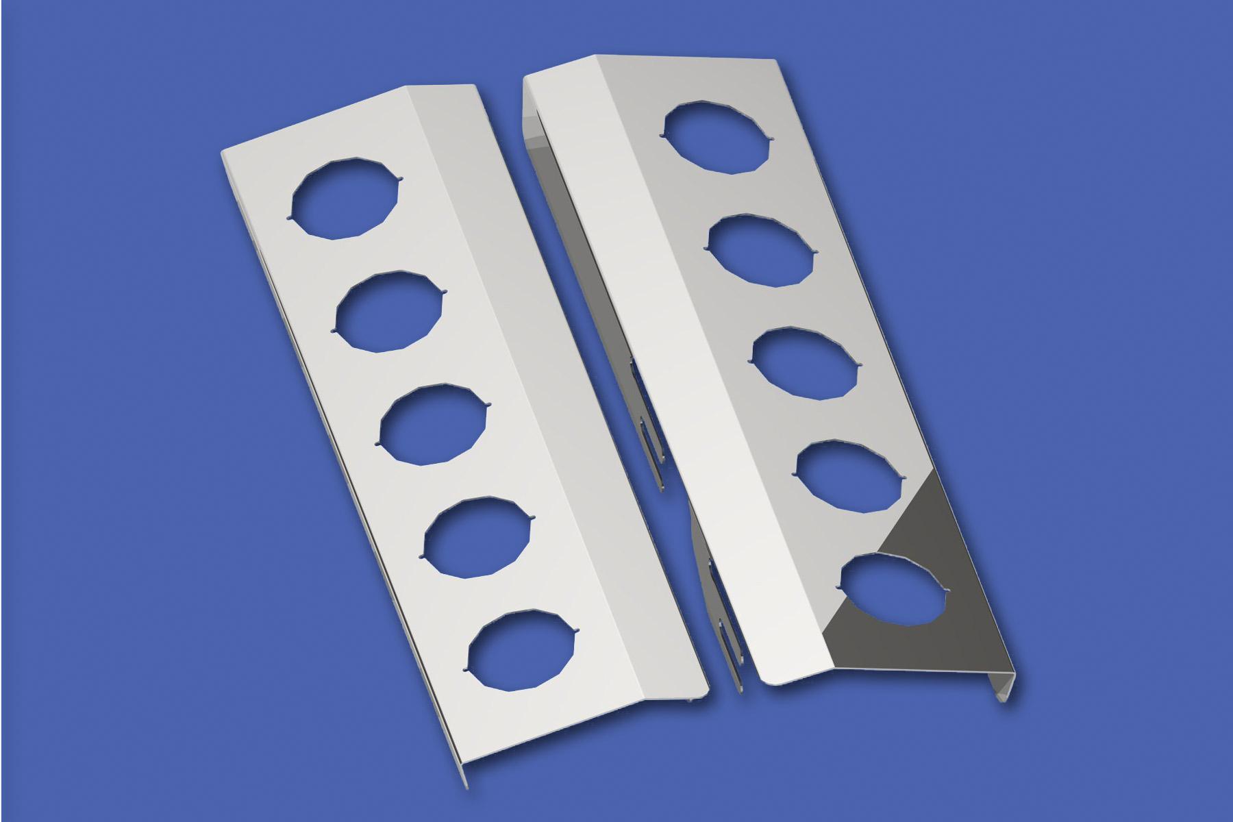 Donaldson Air Cleaner Rear Light Bar image