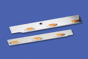 T800 Split Fender Cab Skirt Panels MD5765