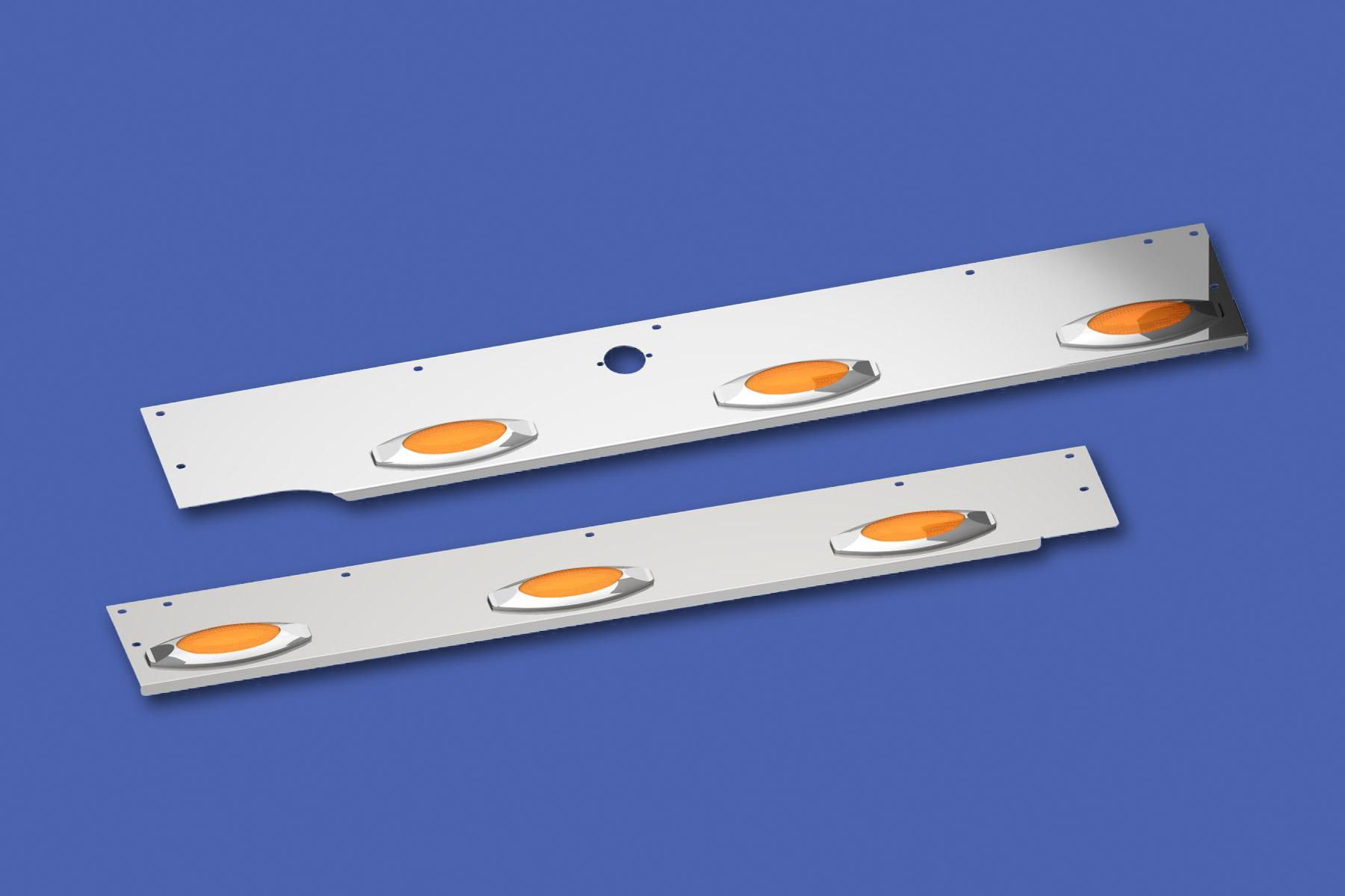 T800 Split Fender Cab Skirt Panels image