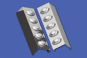 Donaldson Air Cleaner Front Center Light Bar MD5785