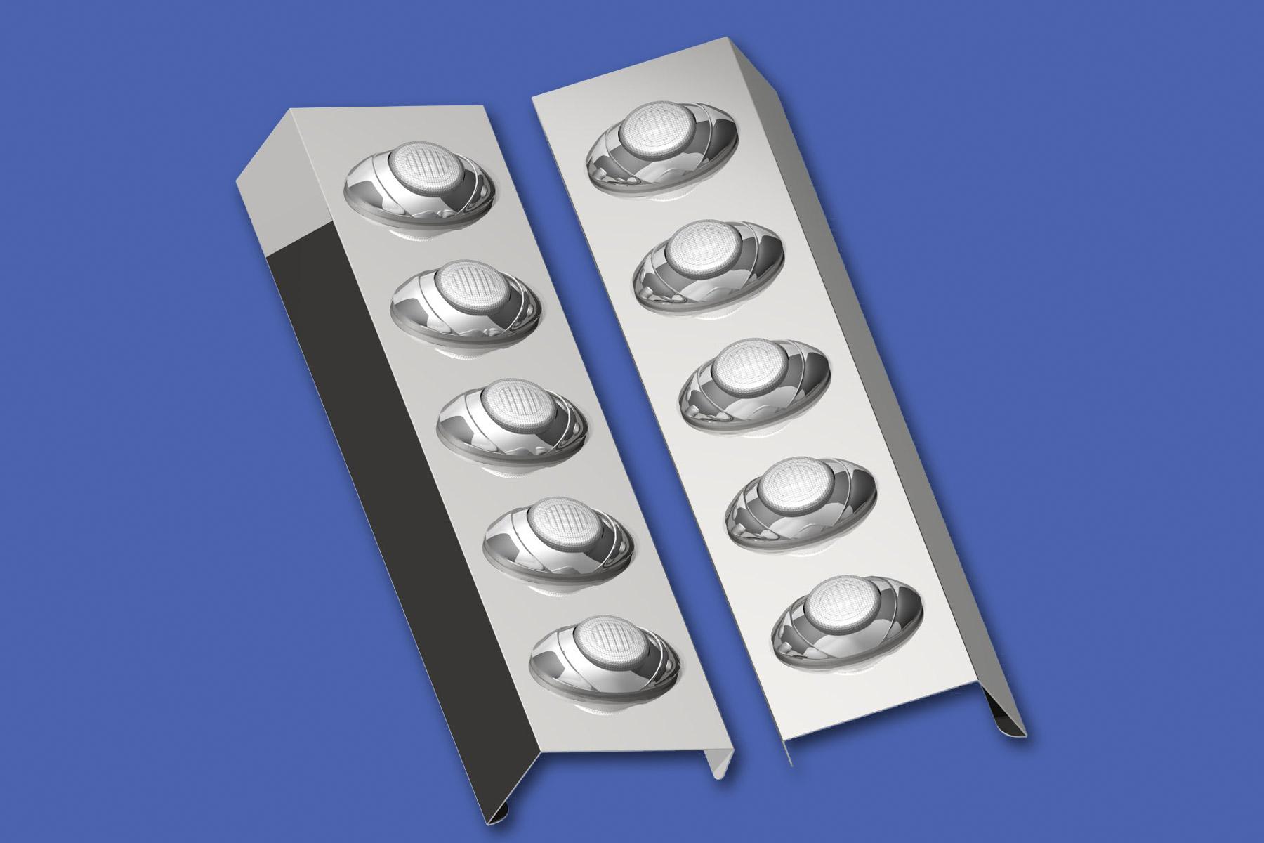 Donaldson Air Cleaner Front Center Light Bar image