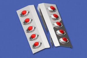 Donaldson Air Cleaner Rear Light Bar MD5793