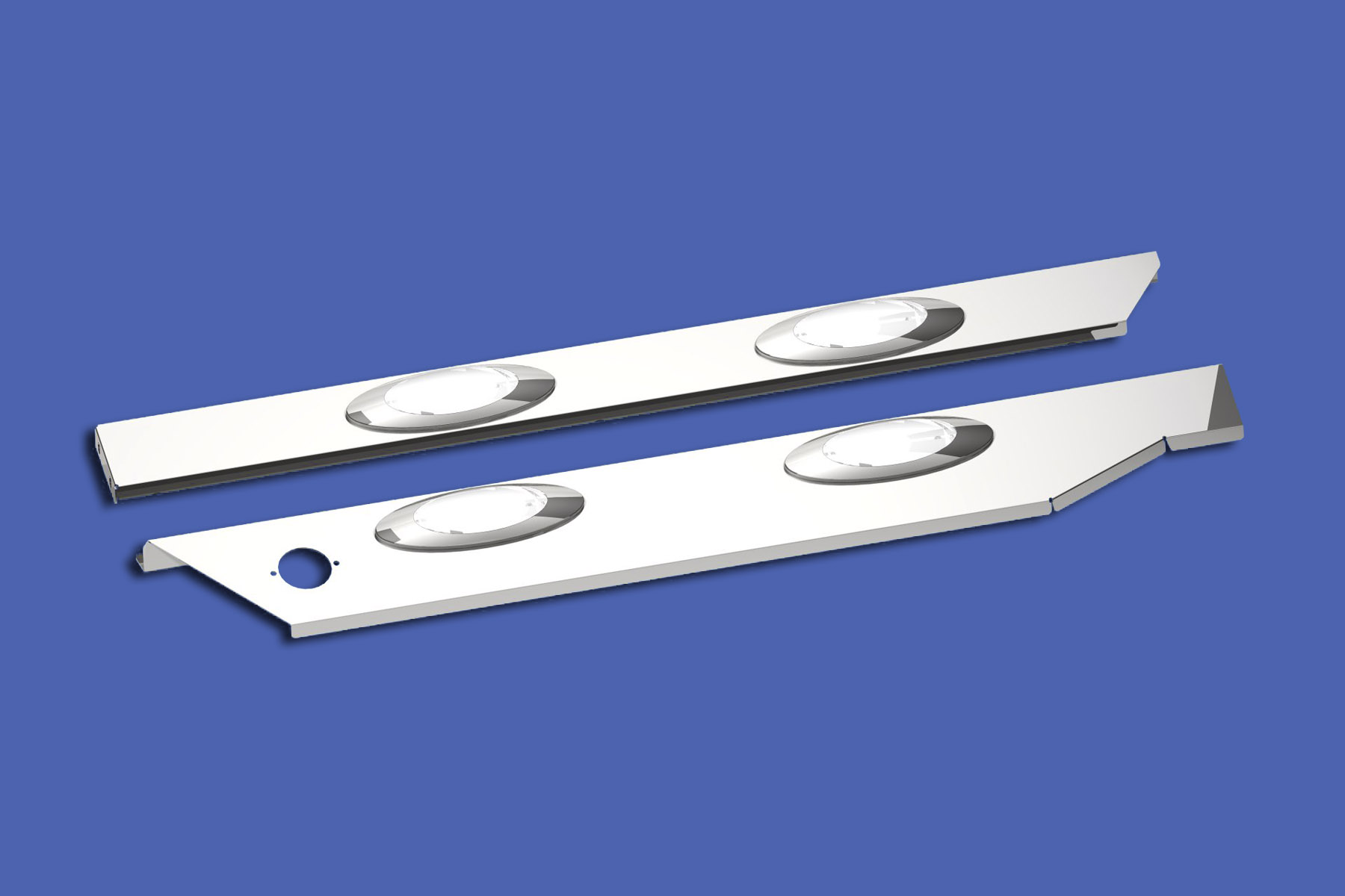 Cab Skirts – For Single Exhaust or Underbody Exhaust image