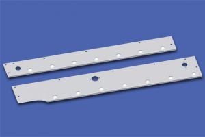 Split Fender Cab Skirts for ISX Engine Models MD8310