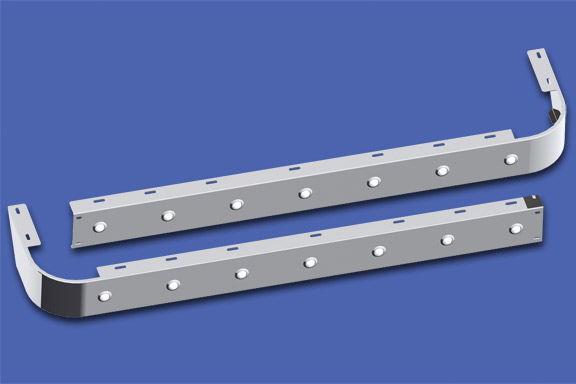 48″ Sleeper Skirts For Use With Extenders image