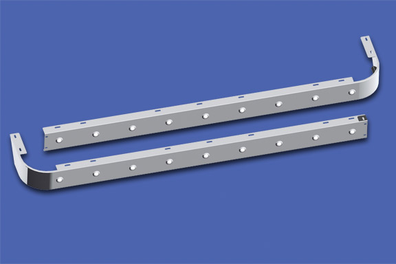 63″ Sleeper Skirts For Use With Extenders image