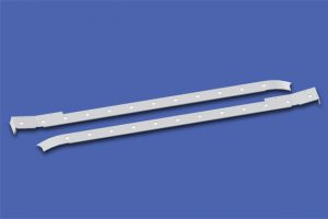 72″ Sleeper Skirts With Extenders MD8366
