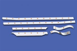 Kit for T680 Mid-Roof Models with 76″ Sleepers MD8377