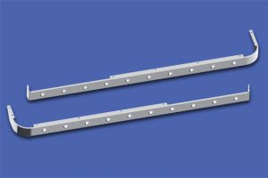 58″ Sleeper Panels with Extenders For Dual Cab Exhaust MD8430