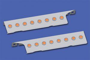 Air Cleaner Light Bar MD8431