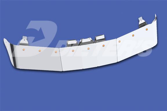Mid-Roof/High-Roof Sunvisor – 12″ Deep image