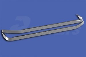 72″ Sleeper Skirts for Underbody Exhaust MD8549