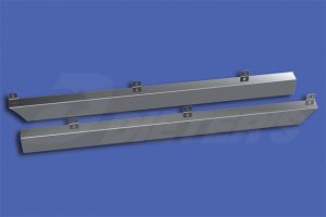 579 117″ BBC Cab Mount Exhaust Cab Skirts MD8579