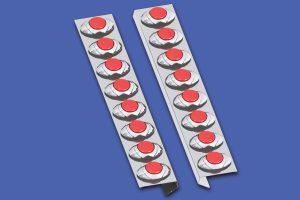 Premium Rear Air Cleaner Light Bar MD9089