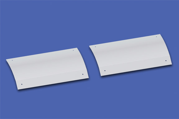 Front Lower Kick Plate image