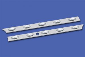 Cab Skirts with P168 Lights for SFA Models with Block Heater MD9195