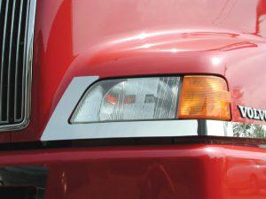 Headlight Fender Guards 85103506 (DVO 044 CDN)