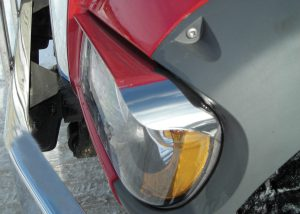Headlight Visor 3281-MSS152