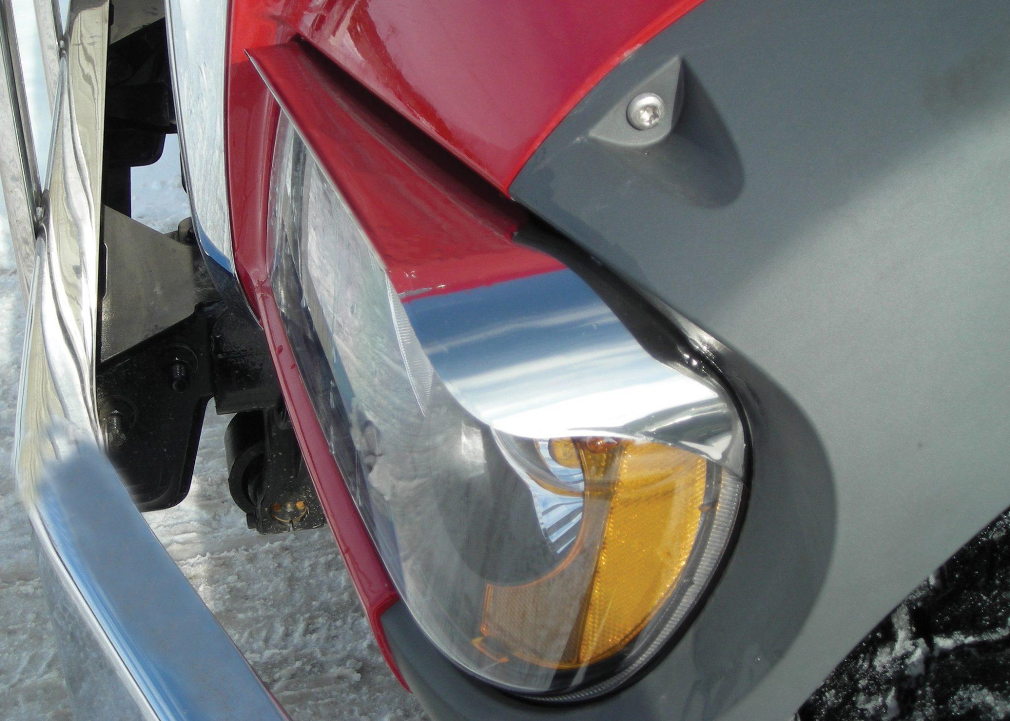 Headlight Visor image