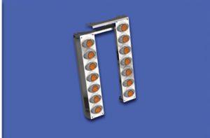 Front Air Cleaner Light Bar 1