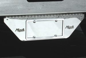 License Plate Holder 3281-MSS073