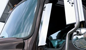 Granite Door Window Deflectors 3281-MSSG024