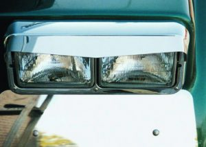 Headlight Visors MD1512