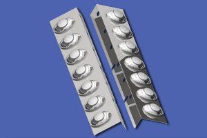 Rear Air Cleaner Light Bar MD644