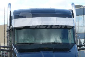 Mid-Roof/High-Roof Sunvisor – 10″ Deep MD8436