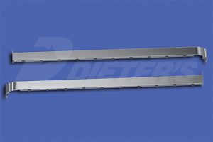 58″ Sleeper Panels with Extenders For Dual Cab Exhaust MD8567