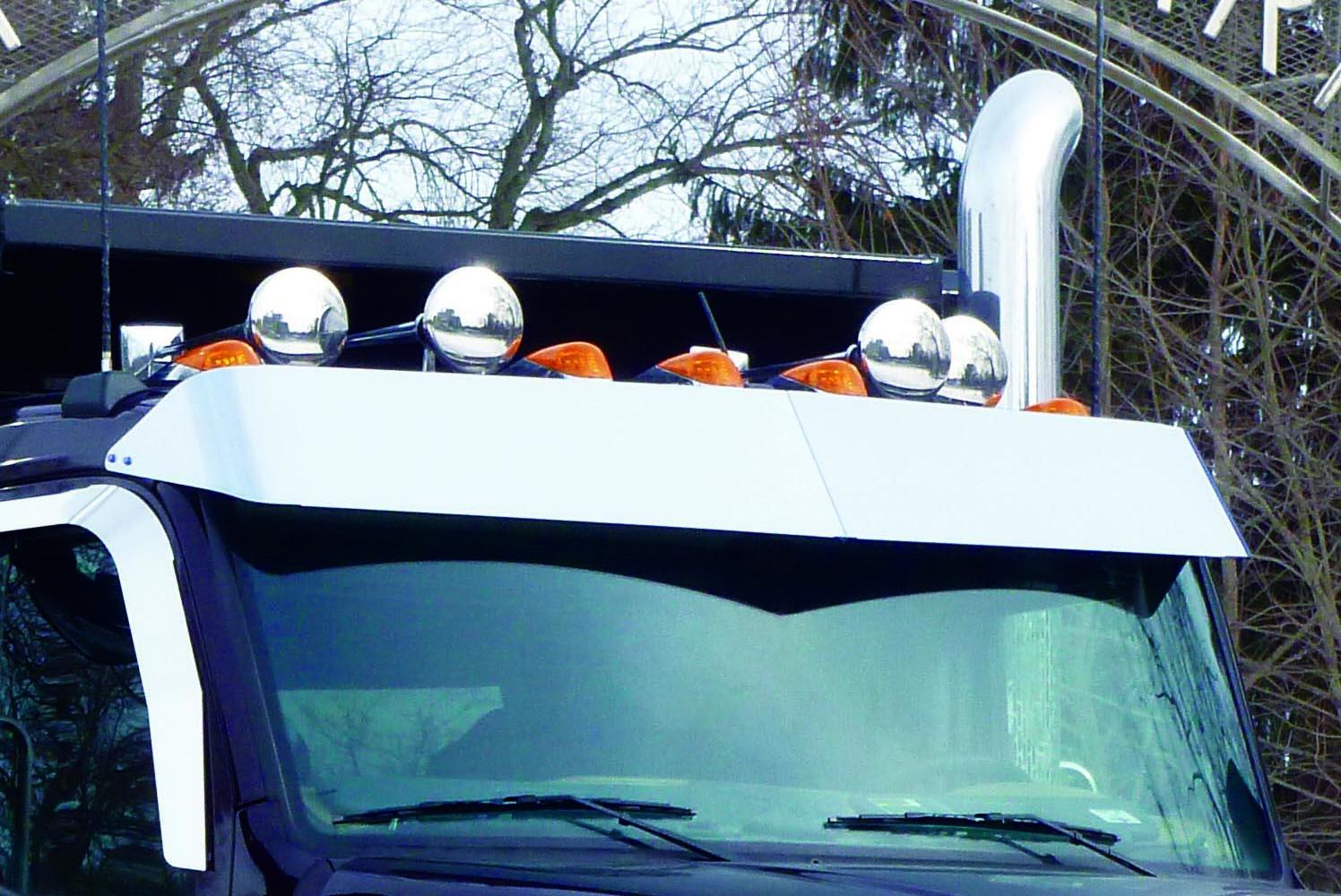 Standard Cab Boltless 13.5″ Sunvisor image