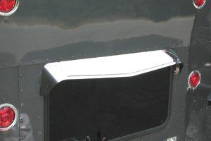 Sleeper Rear Window Sunvisor MD1041