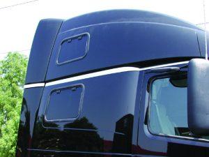 Upper Cab Trim 85103569 (DVO 075A CDN)