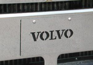 Bumper Logo Plate 85103523 (DVO 071 CDN)