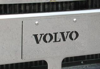 Bumper Logo Plate image