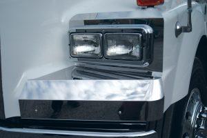 Headlight Fender Guards WBP WSS280