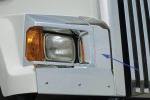 Headlight Filler Panels WBP WSS287