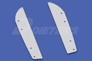 Rear Chassis Fairing Panel WBP WSS334w