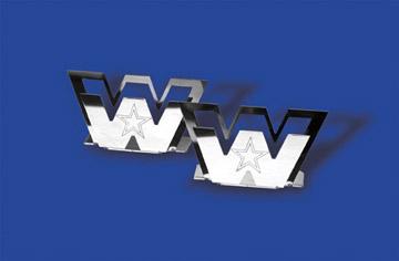 Western Star Business Card Holder image