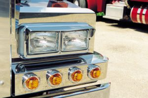 Lighted Headlight Fender Guards WBP WSC980254B