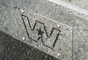 Western Star License Plate WBP WSSC090