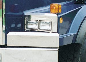 Fender Guards (Set Back Axle) WBP WSSC044