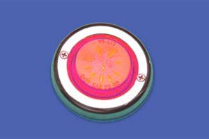 2″ Round LED Starburst DN2195