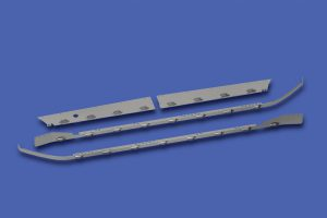 86″ Cab/Sleeper/Extender Skirt Kit MD5411