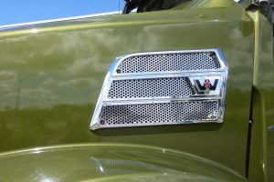Air Intake Grille WBP WSS312